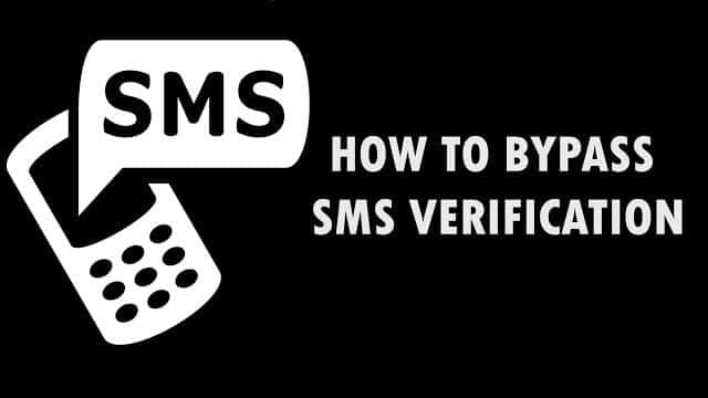Solution for SMS Verification on Tinder