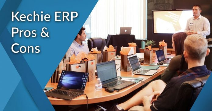 Benefits and drawbacks of Kechie ERP: Evaluation of a Leading ERP Software Application