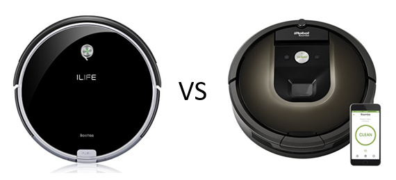 ILife vs Roomba: Which Robotic Vacuum Cleaner is Much Better?