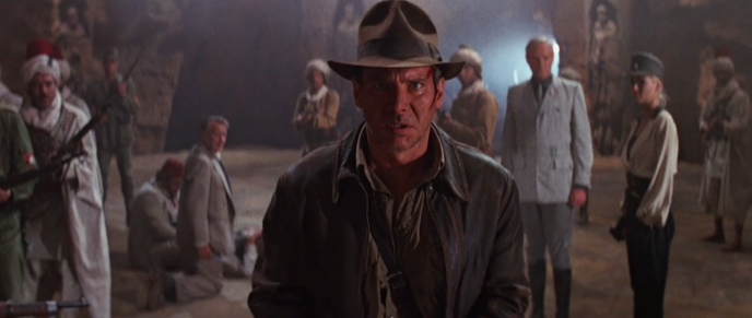 The Reference Everyone Missed in Indiana Jones and the Last Crusade!