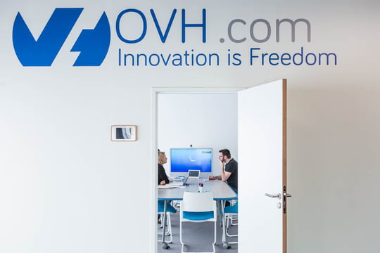 After two years of forced marching, OVH lifts its foot