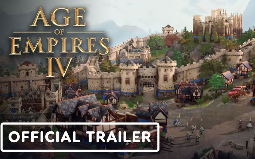 Age of Empire 4 : first gameplay trailer