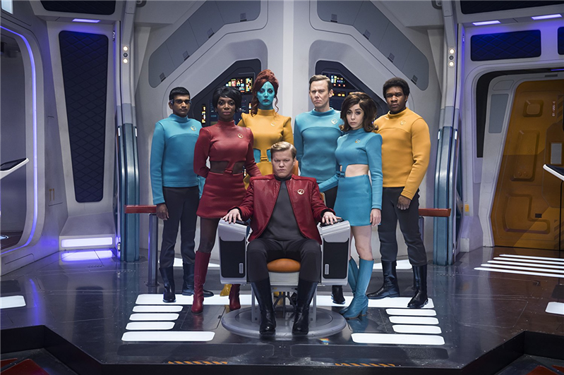 Black Mirror Season 4 USS Calister