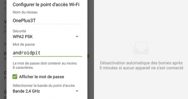 How to Enable Connection Sharing on Android