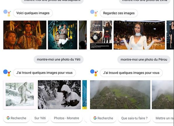 Google Assistant: the Complete List of Orders in French