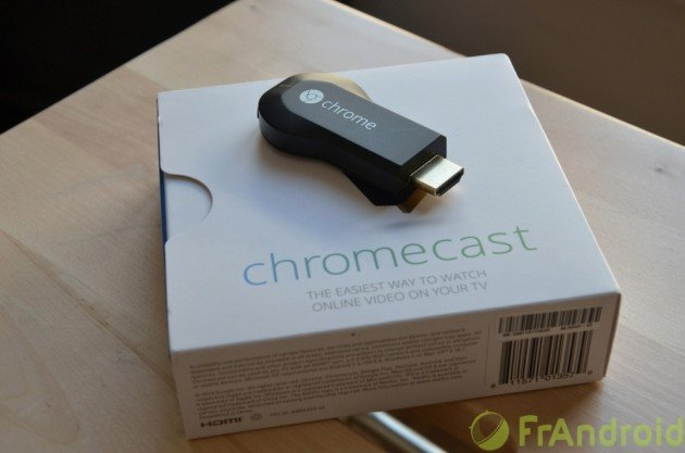 Tf1 and M6 Cut the Google Chromecast With Sfr Tv
