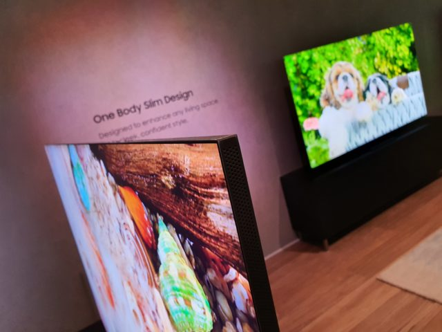 Samsung is Leaving the Field Open to Unveil All Its Latest Tv News at the CES 2020