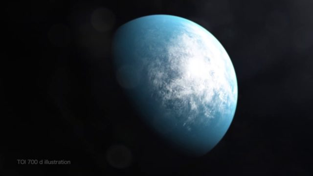 """At a Conference in Hawaii, Researchers Announced the Discovery of a New Exoplanet in a """"Habitable Zone"""""""