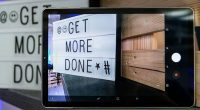 For a tablet, the cameras are pretty good. AndroidPIT