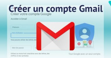 Gmail account creation tutorial