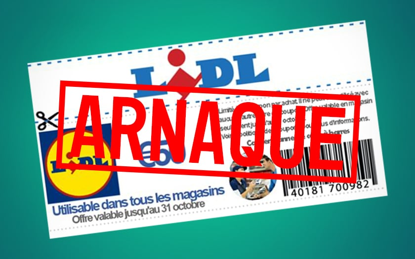 Lidl fake voucher scams are back on Facebook