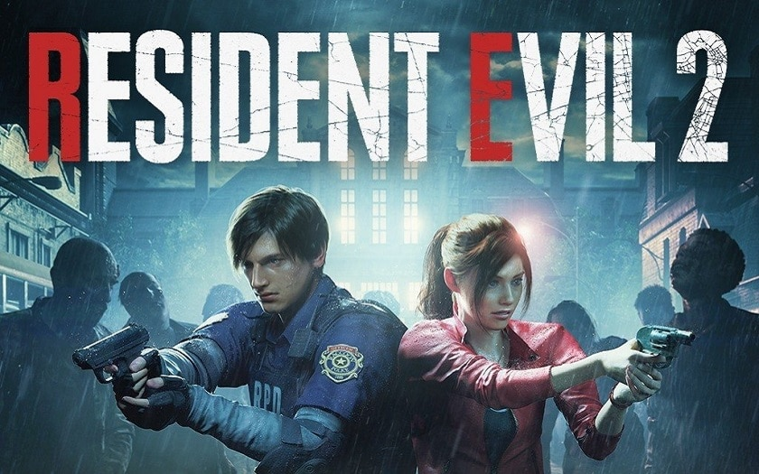 or buy resident evil on PS4 at the best price