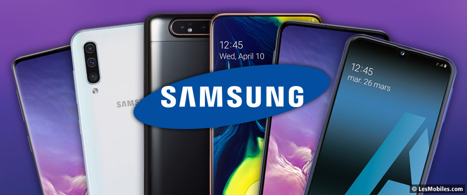 Which Samsung Smartphone to Choose in 2019?
