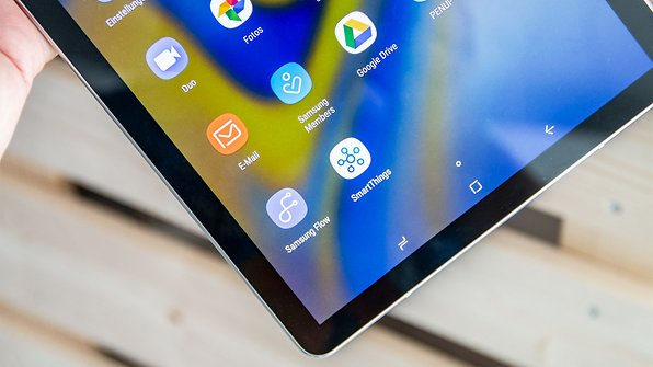 SmartThings makes the Galaxy Tab S4 the control center of the connected home. AndroidPIT
