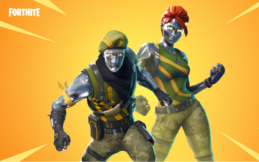 The two new heroes of the Save the World mode