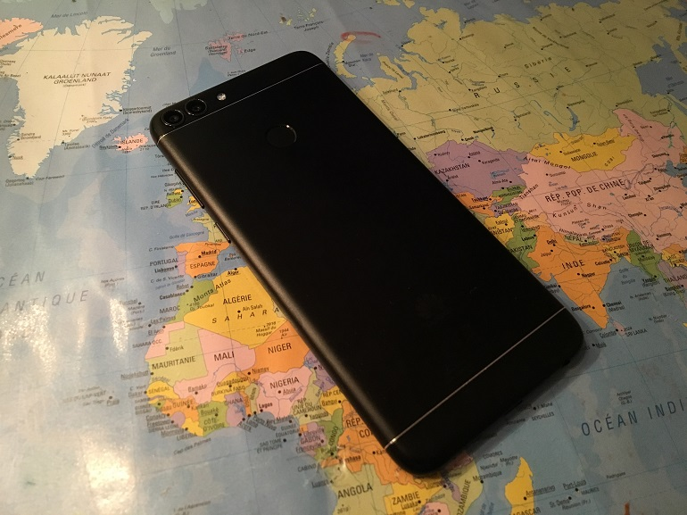 Test – Huawei P Smart: Simple, Basic, but 18 : 9