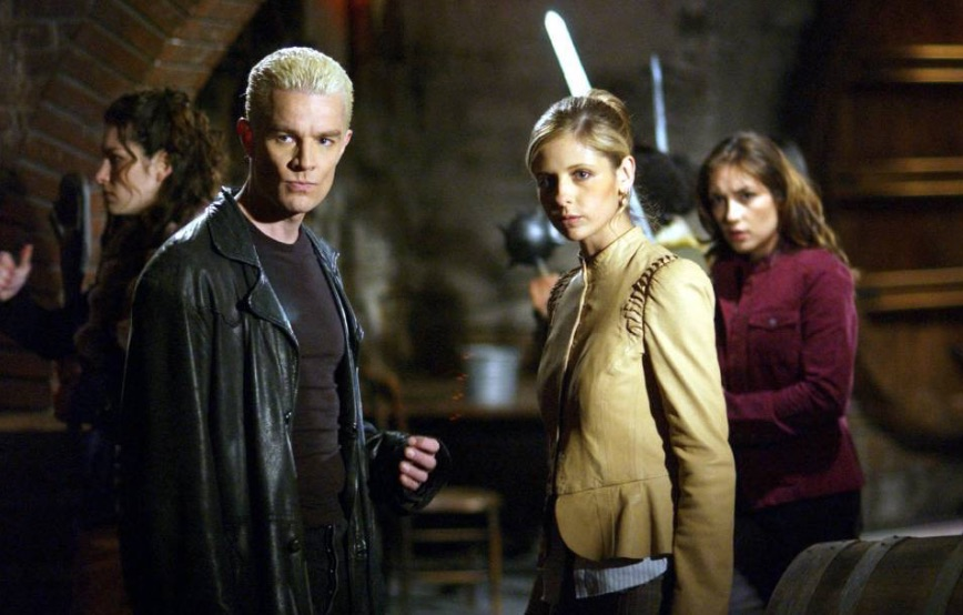 Buffy the Vampire Slayer: Fox Clears the Air About the Reboot…