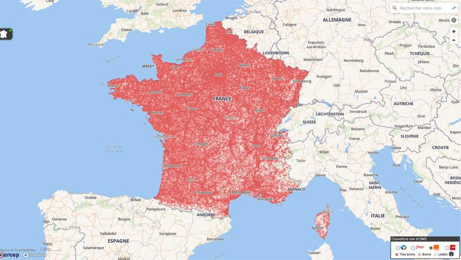 Calling, texting, 3G, 4G: how the accuracy of coverage maps will improve am