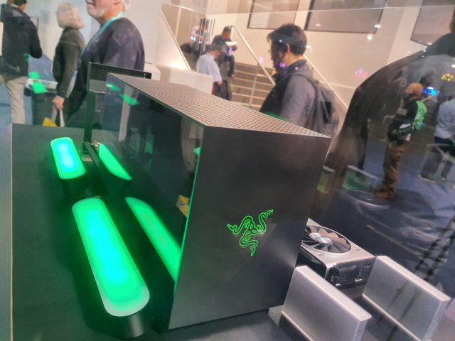 Razer Unveiled a Number of New Products Primarily for Gamers at CES 2020