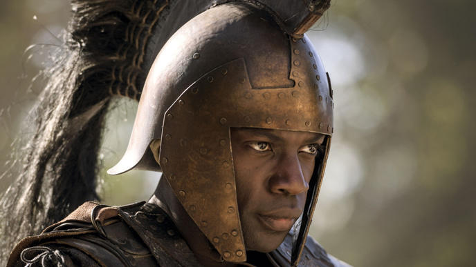 Netflix and the Bbc Unveil the Cast of Its Series Troy: Fall of a City in Photos!