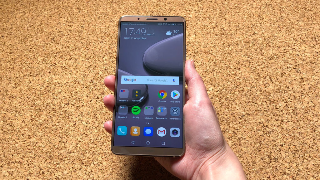 Test of the Huawei Mate 10 Pro: a Light Smartphone in the Russian Range