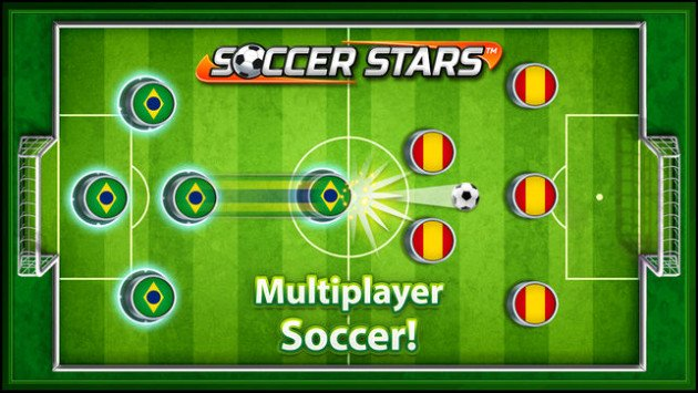 The Best Football Games on Android for the 2018 World Cup