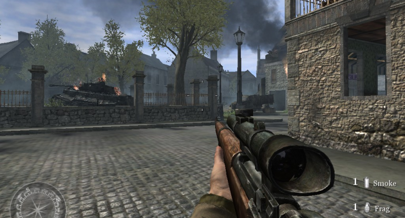 Call of Duty 2 Highly Compressed PC Download