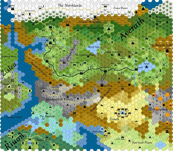 Planning a West Marches Campaign in D&D 5e