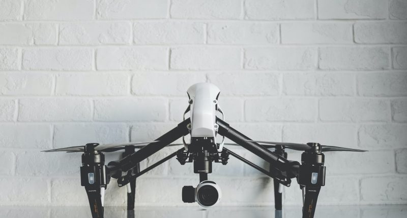 Kerala Startup Develops Drone With AI Technology To Stamp Out COVID-19